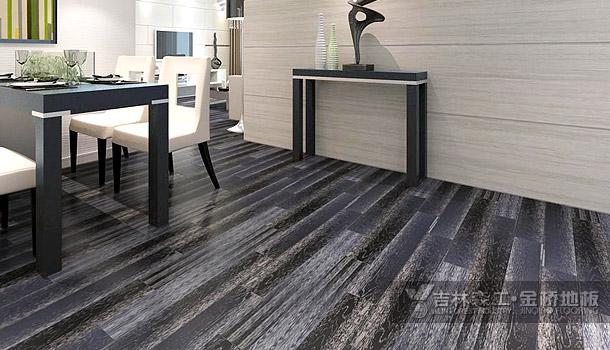 三层实木复合地板——维多利亚(现代简约风格)