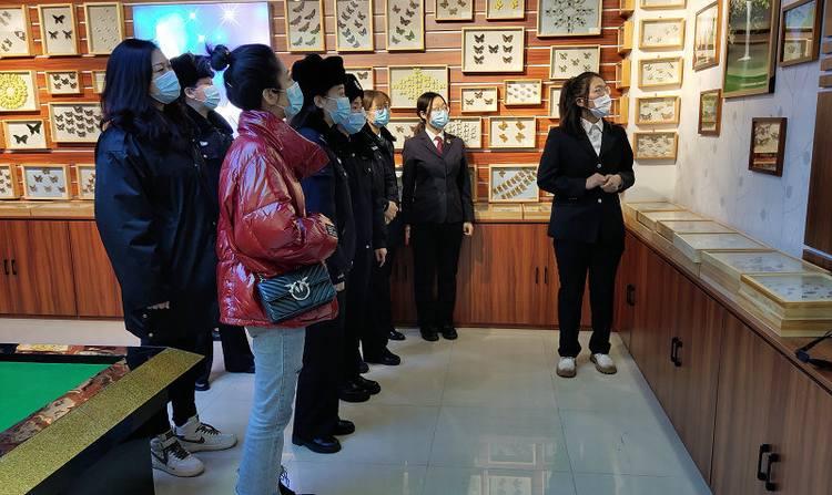 """临江千亿体育游戏网站登陆开展""""世界野生动植物日""""宣传教育系列活动"""